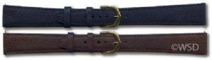 Extra Long Padded Leather Watch Strap (XL)